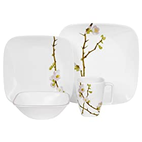 If you have corelle or ikea dishware thenest for Plain white plates ikea
