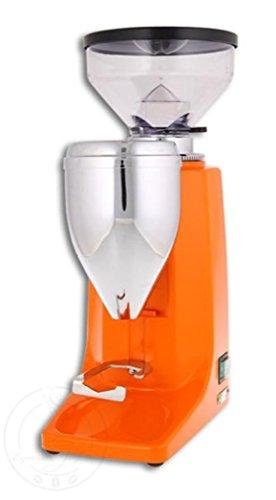 Quamar M80E Burr Coffee/Espresso Grinder - Orange