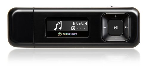Transcend MP3プレーヤー T.sonic MP330 4GB TS4GMP330