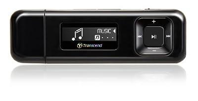 Transcend MP3プレーヤー T.sonic MP330 4GB TS4GMP330