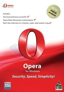 Opera 8 Browser for Windows