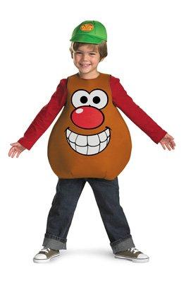 Mr Potato Head Classic Child Costume, Toddler (2T) front-1018414