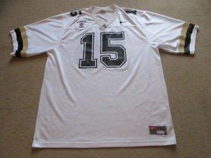 Purdue Boilermakers NCAA American Football Jersey Shirt - # 15 Mens XX Large XXL