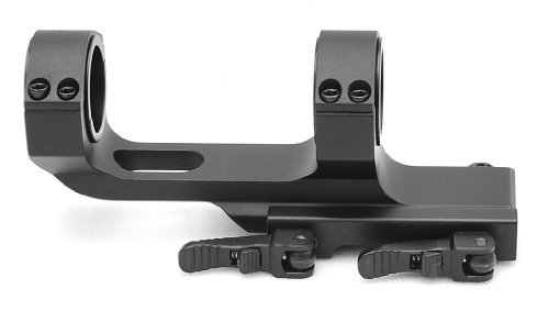 Find Cheap AR15 M4 Flat Top Offset One Piece QD Scope Mount with Quick Release Cam Locks 1913 Picati...