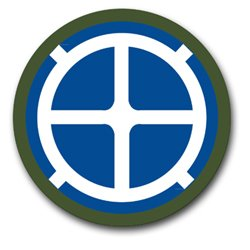 Amazon.com: US Army 35th Infantry Division Patch Decal