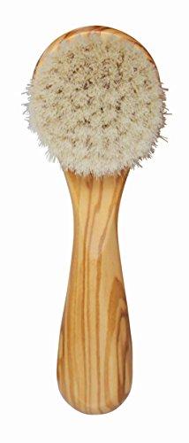 lilywoods-exfoliante-facial-del-cepillo-con-limpiador-super-suave-cabras-cerdas-de-madera-de-olivo