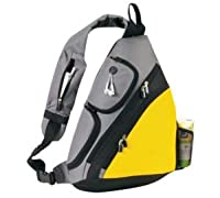 Yens Fantasybag Urban sport sling pack-Yellow,SB-6826 by Yens