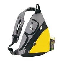 Yens® Fantasybag Urban sport sling pack-YellowSB-6826