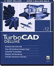 IMSI TurboCAD Deluxe 12
