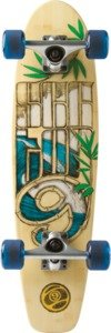 Sector 9 Bamboo Soup Bowls Complete Skateboard Cruiser - 7.5 x 28.5 by Sector 9