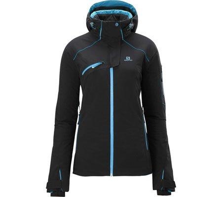 Salomon - Speed Jacket Femme - noir - XS