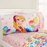 Disney Frozen Twin Sheet Set