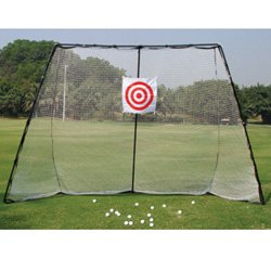 NEW Deluxe Freestanding Golf Practice Net 7