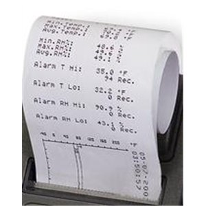 Replacement Thermal Paper, 5pk - Extech - EX-422378 - ISBN: B000NI69R2 - ISBN-13: 