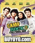 Camp Rock 2 Final Jam Extended Edition (Easy DVD)