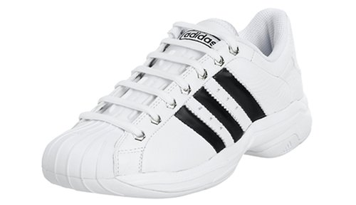 Old school adidas basketball shoes