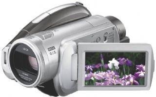 Panasonic - HDC-DX1 - High Definition Mini DVD Camcorder