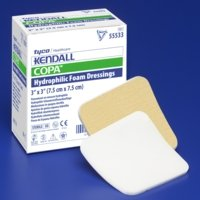 Kendall Copa Plus Hydrophilic Foam Dressing 3X3 Nonadhesive - Box of 10 - Model 55533p response of rice to top dressing of p through complex fertilizers