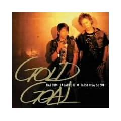 GOLD GOAL(DVD�t)