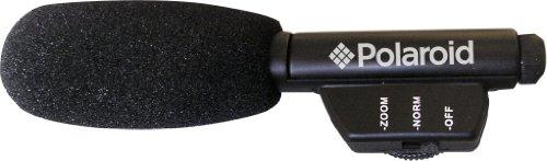 Polaroid Mini Zoom Camera & Camcorder Microphone