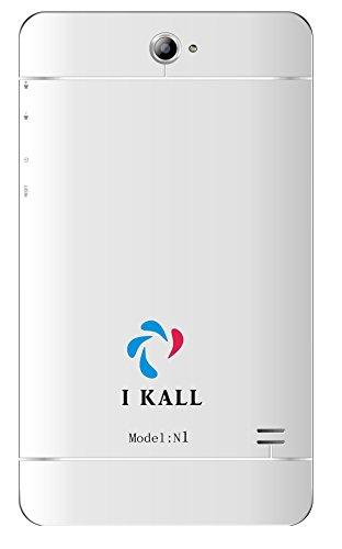 I KALL N1 Dual Sim Calling Tablet-white