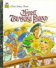 Muppet Treasure Island (Little Golden Book) (0307302199) by Ellen Weiss