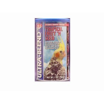 Cheap 3PK Cockatiel Ecotrition Fruit &n Seed Treat 7oz (Catalog Category: Bird / Large Hookbill Treats) (BEOC547)