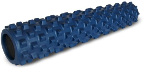 RumbleRoller, Foam Roller for Myofascial Release 31 x 6 BLUE
