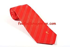 Liverpool Fc Red Diagonal Stripe Liverbird Tie 1 from Liverpool FC