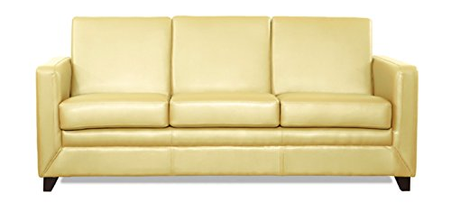 Symphony Three Seater Sofa (Brunette Ivory)