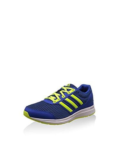 adidas Zapatillas Mana Bounce J Azul / Amarillo