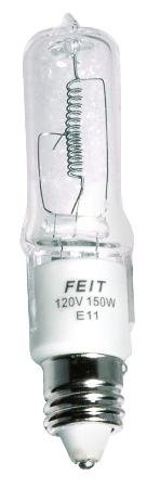 150W Halogen Mini Candelabra Light Bulb With White Earbud Headphones