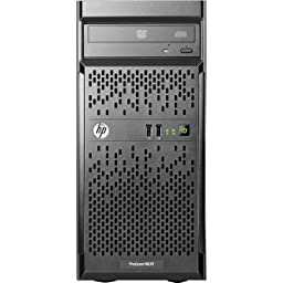 HP ProLiant 737649-S01 4U Intel Xeon E3-1220V2 3.10 GHz 2 GB Standard/32 GB Maximum RAM 64-bit Micro Tower Server
