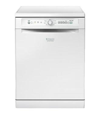 Hotpoint LFK 7M124 FR lave-vaisselle - lave-vaisselles (Autonome, A, A++, Blanc, boutons, Delicate, Économie, Intensif, Normal, Rapide)