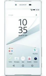 Sony Xperia Z5 32GB 4G White - smartphones (Android, Single SIM, NanoSIM, EDGE, GPRS, GSM, HSDPA, HSUPA, LTE)