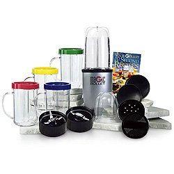 Cheap Magic Bullet Express 17-Piece High-Speed Blender Mixing System