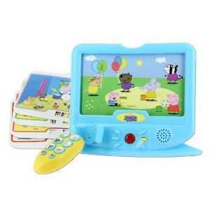 Amazon.com: Peppa Pig Little Toy Tv: Toys & Games