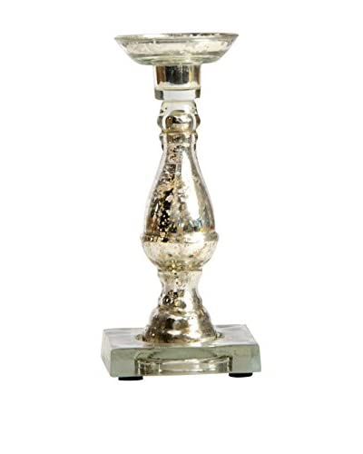 Lene Bjerre Small Martha Candlestick, Silver