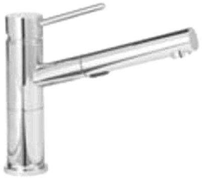 Blanco 441488 Alta Compact Pull-Out Dual Spray, Chrome