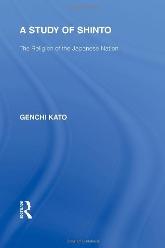 A Study of Shinto: The Religion of the Japanese Nation (Routledge Library Editions: Japan) by Genchi Katu (2010-09-09)