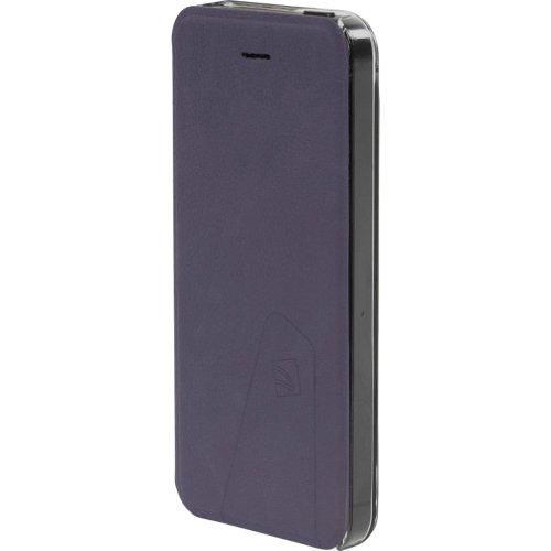 Best Price Tucano Libretto Flip Case For IPhone 5 (Purple)