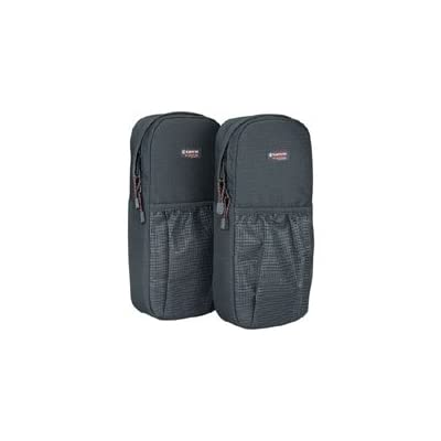 Tamrac SPX-757 - Medium Backpack Side Pockets, Set of 2, Black