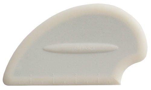 Want Isi North America B10002 Silicone Scraper Spatula, White offer