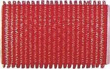 Efalock Haftwickler rot 73 mm 6er Beute Haftwickler rot 73 mm - 6er Beutel