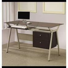 Buy Low Price Comfortable COMPUTER DESK — COASTER 800437 (B005LWRODS)