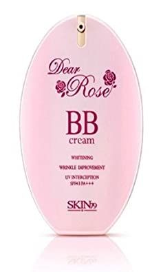 Dear Rose BB (Blemish Base) Cream with SPF 43 by SKIN79 - 35g