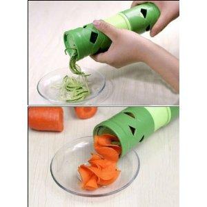 DIDA ツイスターカッター・スライサー 野菜 ツイスター クルクル 螺旋 スライサー