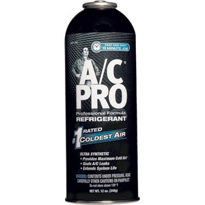 Interdynamics (ACP-102) PRO Professional Formula R-134a Ultra Synthetic Air Conditioning Refrigerant Refill - 12 oz.