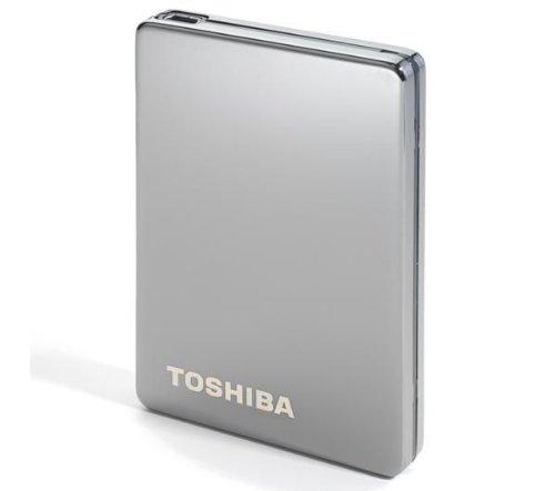 Toshiba PA4218E-1HB5 250GB 1.8-inch External Titanium Steel Hard Drive