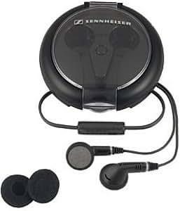 Sennheiser MX 550 - Auriculares (Intraaural, 18 - 21000 Hz, 113 Db, Alámbrico, 1m, 13g)